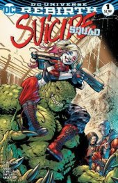 Suicide Squad #1 Paul Pelletier Rock Shop Variant