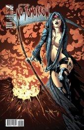 Grimm Fairy Tales Presents No Tomorrow #1 Cover D Qualano