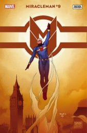 Miracleman #9 Cover D Incentive Paul Renaud Variant
