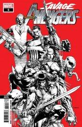 Savage Avengers #5 2nd Printing