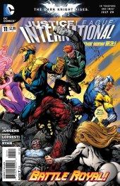 Justice League International #11
