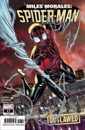 Miles Morales: Spider-Man #17 Original Cover