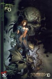 Witchblade #10 Darkness #0 Variant Cover