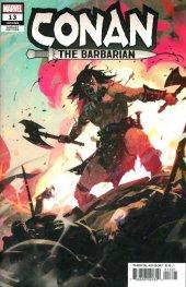 Conan the Barbarian #13 1:25 Toni Infante Variant