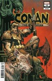 Conan the Barbarian #12 Ron Garney Variant