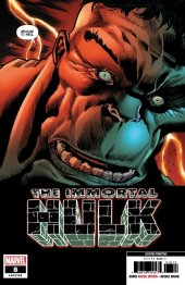 The Immortal Hulk #10 2nd Printing Bennett Variant