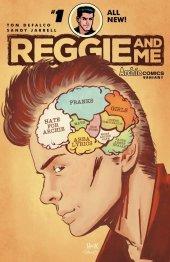 Reggie and Me #1 Cover E Hack