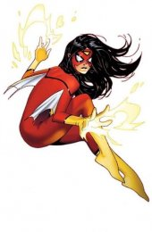 Spider-Woman #1 COMIC TOM 101 MYSTERY MAIL CALL VARIANT EDITION