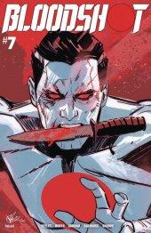 Bloodshot #7 Cover C Virella