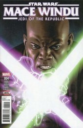 Star Wars: Jedi of the Republic - Mace Windu #4