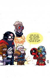 X-Force #1 Skottie Young Variant