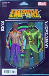 Empyre #3 Christopher 2-Pack Action Figure Variant