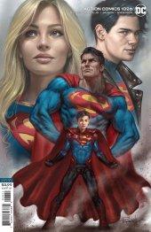 Action Comics #1026 Lucio Parrillo Variant Edition