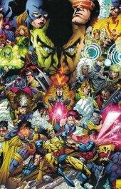 Uncanny X-Men #1 1:500 Quesada Hidden Gem Variant