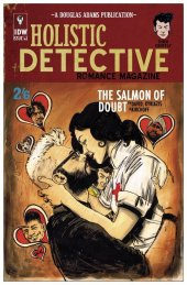 Dirk Gently: The Salmon of Doubt #6 incentive Variant