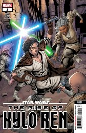 Star Wars: The Rise of Kylo Ren #3 2nd Printing