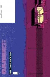FCBD Full Set Image 1st prints Brian K Vaughn Barrier #1 2 3 4 5 1-5