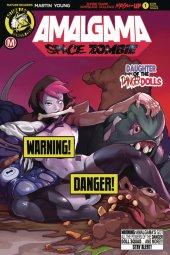 Amalgama Space Zombie #1 Cover F Tmchu Risque