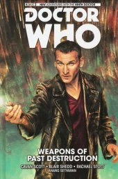 doctor who: the ninth doctor vol. 1: weapons of past destruction hc