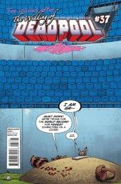 Deadpool #37 Rocket Raccoon & Groot Variant