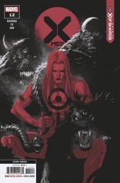 X-Men #12 2nd Printing