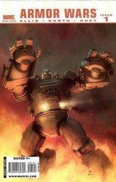 Ultimate Comics Armor Wars #1 Variant Edition 2