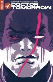 Doctor Tomorrow #1 Cover C Allen