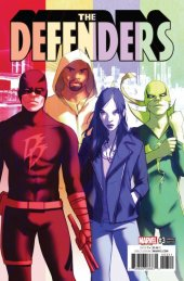 The Defenders #3 Forbes Variant