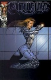 Witchblade #42 Witchblade #42 Cold Steel Edition Variant