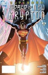 Superman: World of New Krypton #2 Variant Edition