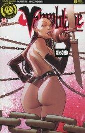 Vampblade #7 Cover D Jaro Risque