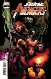 Savage Avengers #13