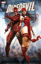 Daredevil #600 Adi Granov Variant A