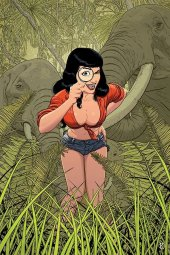 Bettie Page #3 Kano Limited Virgin Variant