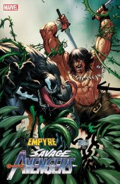 Empyre: Savage Avengers #1 Variant Cover