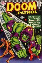 Doom Patrol #111