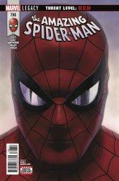 The Amazing Spider-Man #796 Original Cover