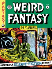 the ec archives: weird fantasy vol. 2 hc
