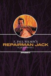 f. paul wilson's repairman jack: scar-lip redux gn