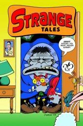 Strange Tales #2 2nd Printing