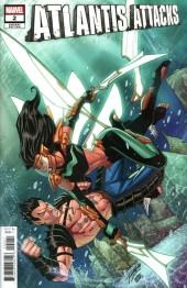 Atlantis Attacks #2 Ron Lim Variant