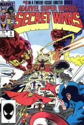 Marvel Super Heroes: Secret Wars #9