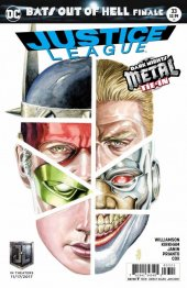 Justice League #33 Variant Edition