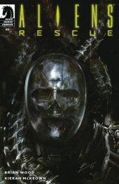 Aliens: Rescue #3 Original Cover