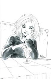 Buffy the Vampire Slayer: Willow #1 1:25 Andolfo Variant