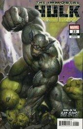 The Immortal Hulk #22 Ryan Brown Bring on the Bad Guys Variant