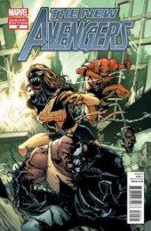 The New Avengers #20 Venom Variant