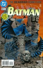 batman #532 special glow in the dark cover