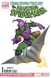 Dark Reign: The List - Amazing Spider-Man #1 Villain Variant