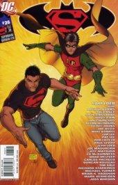 Superman / Batman #26 Variant